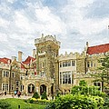 Casa Loma - Painterly by Les Palenik
