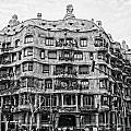 casa Mila barcelona by Nick Difi