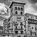 Casa Monica Hotel  by Howard Salmon