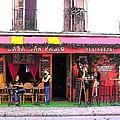 Casa San Pablo Restaurant by Jan Matson