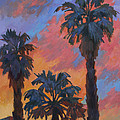 Casa Tecate Sunrise by Diane McClary