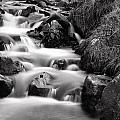 Water Fall In Slow Motion by Jacqui Hall