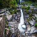 Cascade by John Crookes