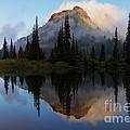 Cascade Mirror by Mike  Dawson