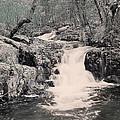 Cascade On Taum Sauk Mountain 2 by Greg Matchick