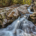 Cascades In Franconia Notch by Pierre Leclerc Photography