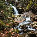 Cascading Falls by Geoffrey Bolte