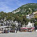 Casemates Square In Gibraltar by Artur Bogacki
