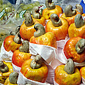 Cashew Fruit - Mercade Municipal by Julie Niemela