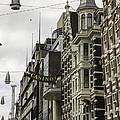 Casino Arcade Damrak Amsterdam by Teresa Mucha