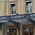 Casino Monte Carlo by Allen Sheffield
