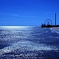 Casino Pier Seaside Heights by James Trevenen
