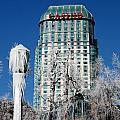 Casino Under Ice by Eric Swan