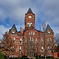 Cass County Courthouse by Nikolyn McDonald