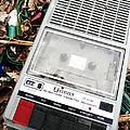 Cassette by Chloe Shackelton