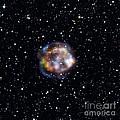 Cassiopeia A, Nustar X-ray Image by Nasa
