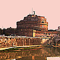 Castel Sant 'angelo by Brian Reaves