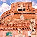Castel Sant'angelo by Bill Howard