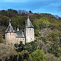 Castell Coch Cardiff by Steve Purnell