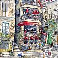Castelmola 4 by Jeffrey Williams