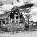 Castile Barn Revisited by Guy Whiteley