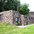 Castle Ruins by Gordon Elwell