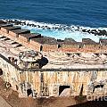 Castillo De San Cristobal San Juan Puerto Rico by Jason O Watson