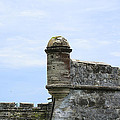 Castillo De San Marcos by Kenneth Albin
