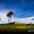 Castillo De San Marcos by Marvin Spates