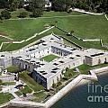 Castillo De San Marcos St Augustine Florida by Bill Cobb