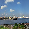 Castillo El Morro Havana Cuba Skyline by David Zanzinger