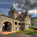 Castle Administration Building by David Dufresne