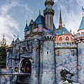 Castle And Clouds by Heidi Smith