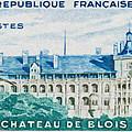 Castle Blois by Jeelan Clark