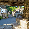 Castle Combe - View by Brian Jannsen