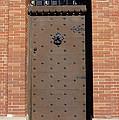 Castle Door by Laurie Perry