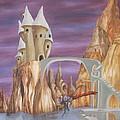 Castle Dragonfly by Richard Dotson