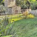 Castle Gate House by Wendy Elliott