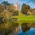 Castle Hedingham by David Ross