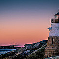 Castle Hill Lighthouse by Jeffrey Stolzberg