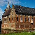 Castle In A Dutch Country by Nick  Biemans