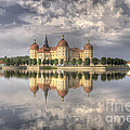 Castle In The Air by Heiko Koehrer-Wagner