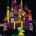 Castle Lantern by Debby Richards