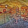 Castle Map Room by Susan Candelario