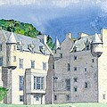 Castle Menzies by David Herbert