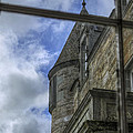 Castle Menzies From The Window by Jason Politte
