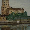 Castle Of Vyborg by O Ronnberg