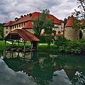 Castle Otocec by Ivan Slosar