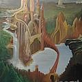 Castle by Owen G Maidstone