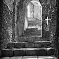 Castle Subterranean Staircase by Jose Elias - Sofia Pereira